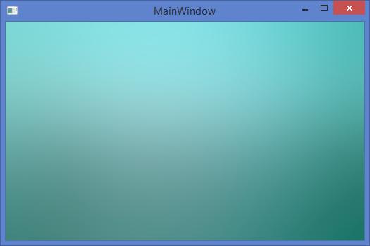 Background da janela alterado após arrastar imagem até ela