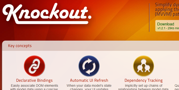 Knockout Framework