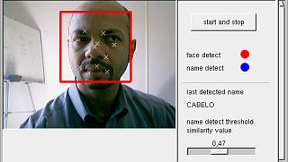 Delphi biometria facial