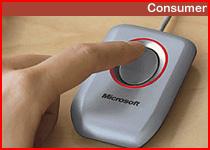 Keyboard With Fingerprint Reader