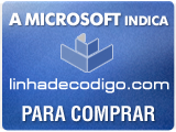 Microsoft indica Linha de Cdigo.