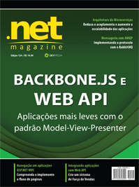 Revista .net Magazine Edição 124