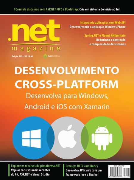 Revista .net Magazine Edição 125